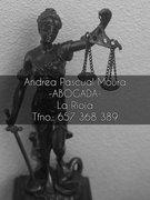 Andrea Pascual Moura - Abogada -