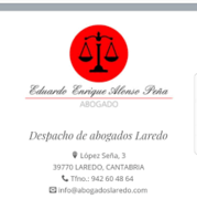 Abogado Castro-Urdiales / Santander - Eduardo Peña Alonso