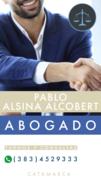 PABLO ALSINA ALCOBERT - ABOGADO