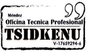 OFICINA TECNICA PROFESIONAL TSIDKENU