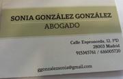 Abogado matrimonio y custodia de hijos Madrid - Sonia González González