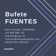 Bufete FUENTES - Raúl Fuentes