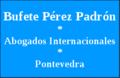 Abogado Internacional Pontevedra - Bufete Pérez Padrón
