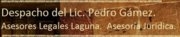Asesores Legales Laguna