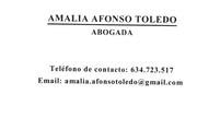 Abogada Amalia Afonso