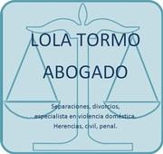 ABOGADO DIVORCIO VALENCIA Lola Tormo