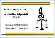 Despacho Jurídico - Lic. José Antonio Gallegos Padilla