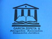 """""""Abogados García Zepeta & Asociados"""""""