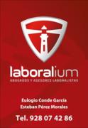 Abogado Accidente Laboral Las Palmas LABORALIUM
